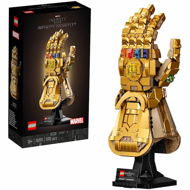 LEGO Marvel Infinity Gauntlet 76191 Set Pre-Orders