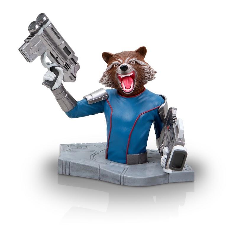 Rocket Raccoon Invades The New Intergalactic Loot Crate