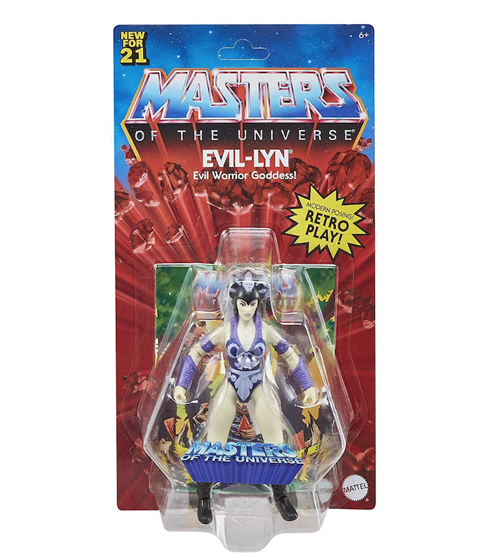 Mattel – Masters of the Universe: Origins Evil-Lyn (Modern) Figure Pre-Orders On Amazon