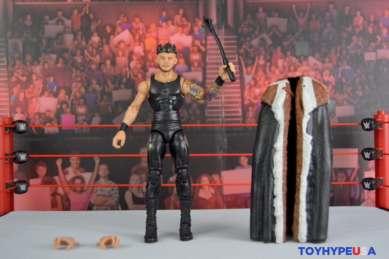 Mattel – WWE Elite Collection Series #83 King Corbin Figure Video Review
