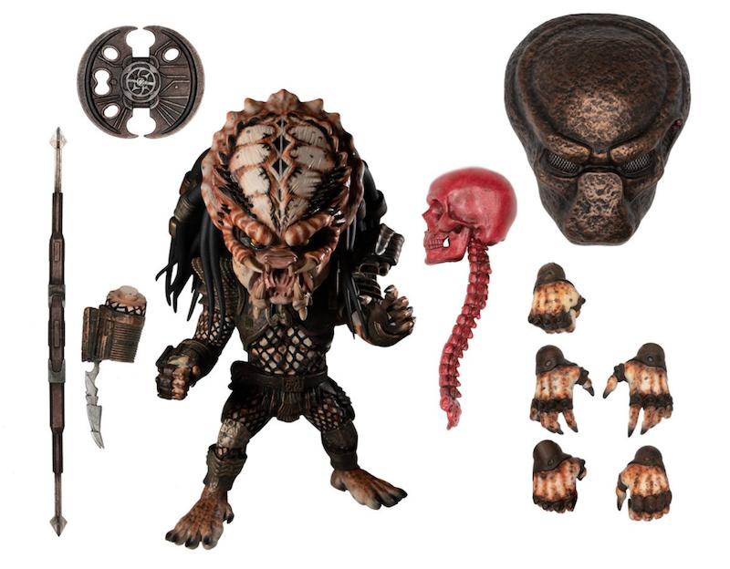 Mezco Toyz Predator 2: City Hunter Deluxe 6″ Figure Pre-Orders
