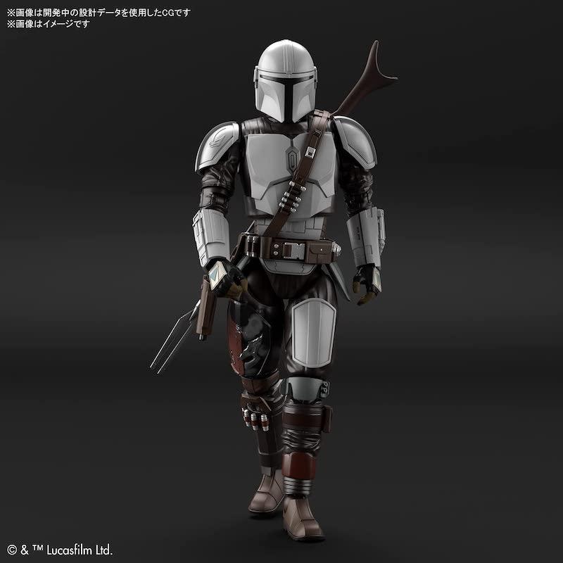 Star Wars The Mandalorian (Besker Armor) 1/12 Scale Model Kit Pre-Orders
