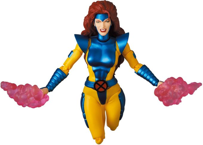 Medicom – MAFEX X-Men 1990's Jean Grey Figure Pre-Orders