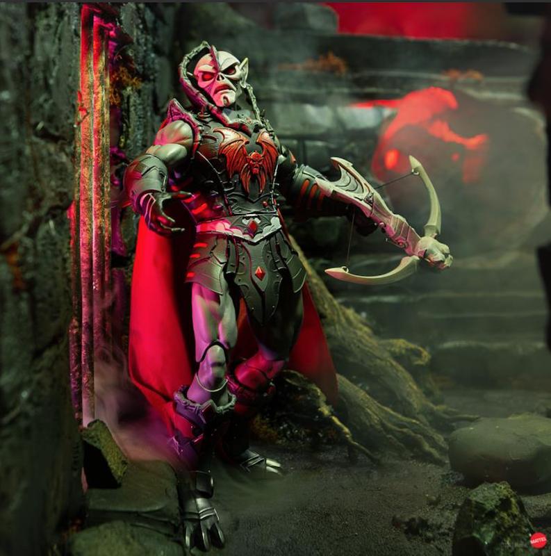 Mondo Masters of the Universe Hordak Sixth Scale Figure Pre-Orders