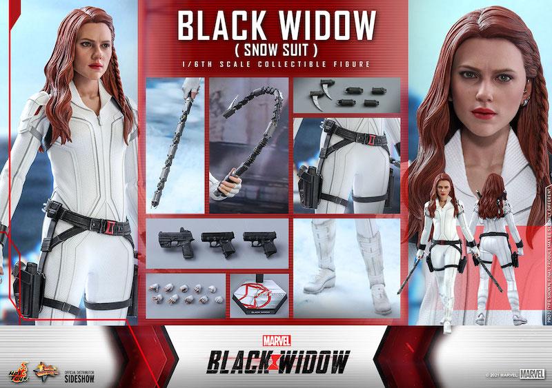 Hot Toys Black Widow Movie – Black Widow Snow Suit Version Sixth Scale Figure Pre-Orders