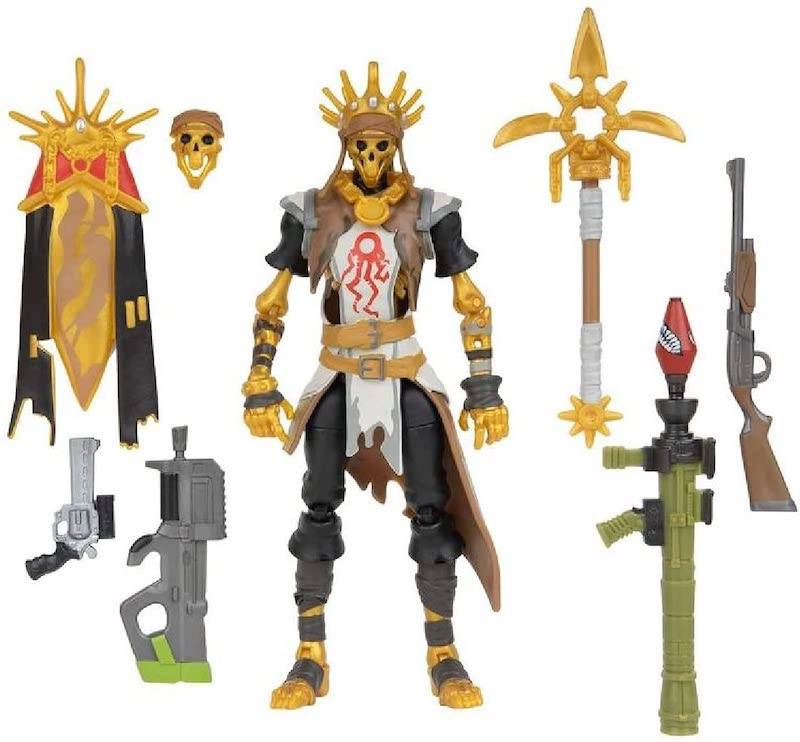 Jazwares – Fortnite Legendary Series 6″ Oro Figure