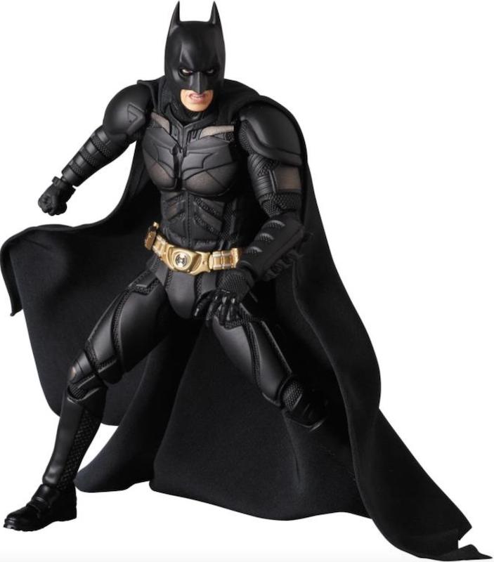 Medicom – MAFEX Batman: The Dark Knight Trilogy – Batman (Ver. 3.0) Figure Pre-Orders