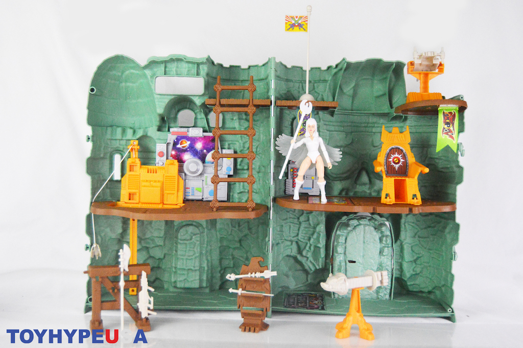 Mattel – Masters Of The Universe: Origins Castle Grayskull Playset Review