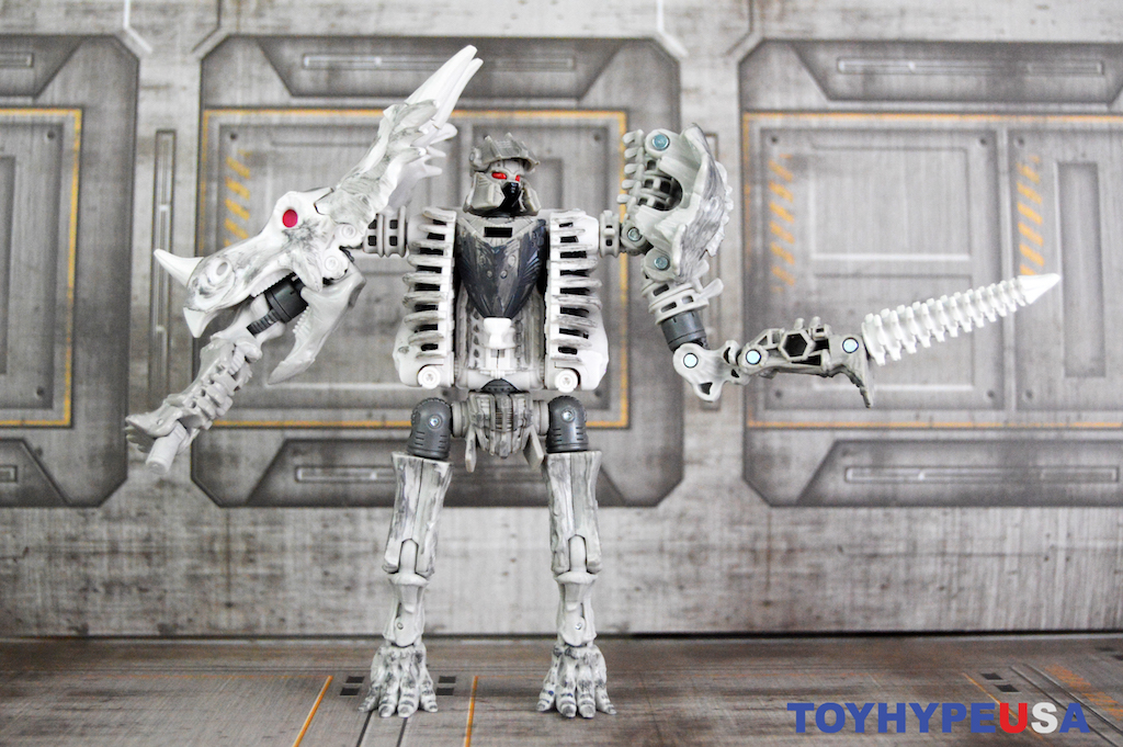 Hasbro Transformers War for Cybertron: Kingdom Ractonite Figure Review