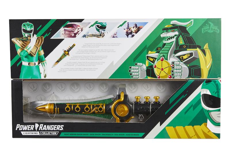 Hasbro Mighty Morphin Power Rangers Dragon Dagger Pre-Orders