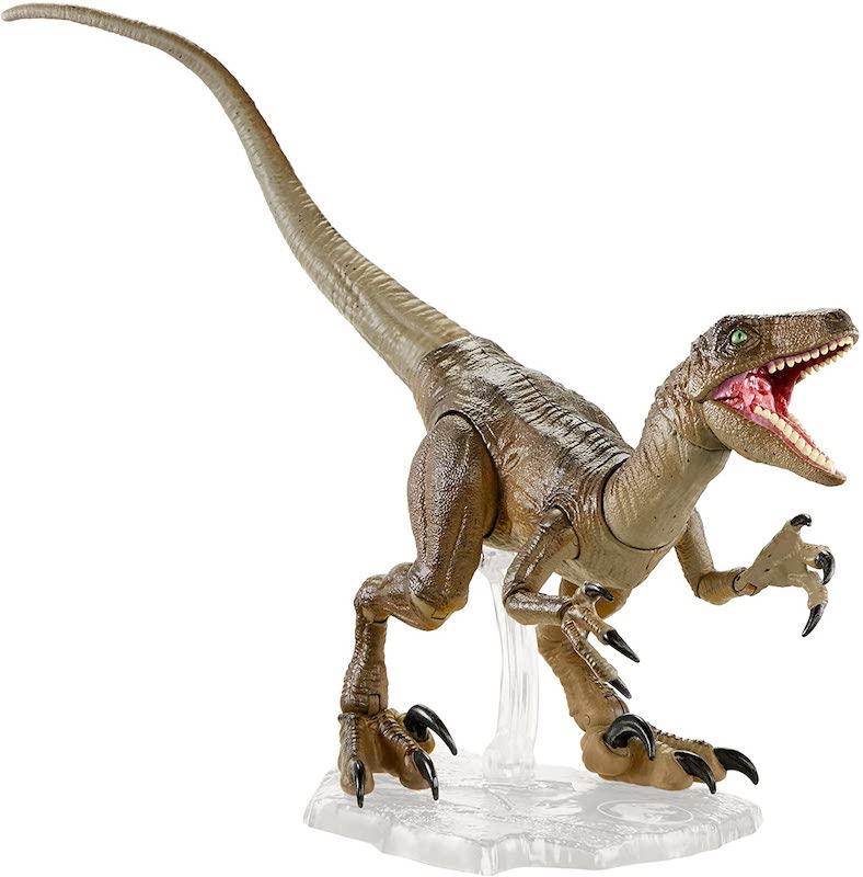 Mattel – Jurassic World Amber Collection Velociraptor Dinosaur Figure Reissue & Pre-Orders
