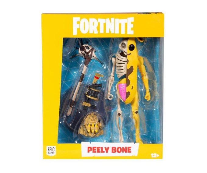 McFarlane Toys Fortnite Peely Bone Premium Figure Pre-Orders