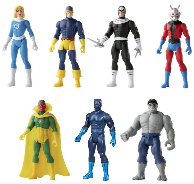 Hasbro Marvel Legends Retro 3.75″ Wave 3 Figure Pre-Orders