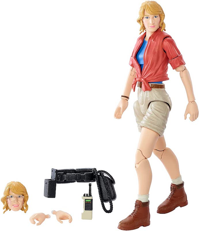 Mattel – Jurassic World Amber Collection Dr. Ellie Sattler & Dimorphodon Figure Pre-Orders