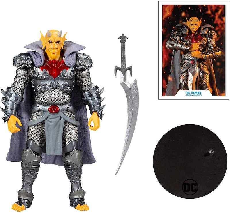 McFarlane Toys DC Multiverse The Demon & King Shazam Figure Pre-Orders