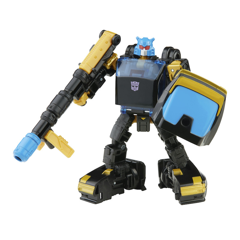 Hasbro Transformers Generations Shattered Glass Deluxe Class Autobot Goldbug Figure Pre-Orders