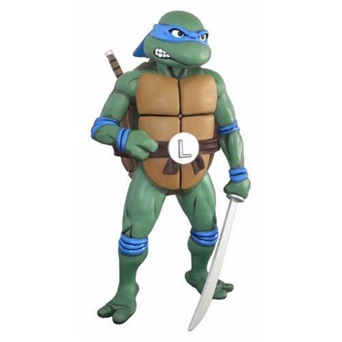 NECA Toys Teenage Mutant Ninja Turtles Classic Leonardo Full Size 1:1 Scale Foam Figure Prop Replica Pre-Orders