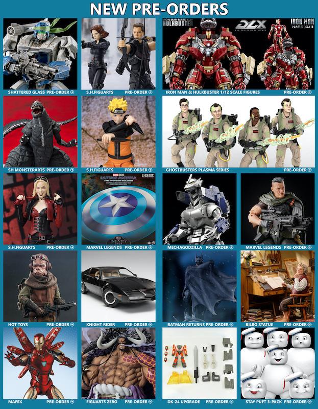 BigBadToyStore News – Transformers, Ghostbusters, Iron Man, Godzilla, Avengers, Star Wars, MOTU, Naruto & More