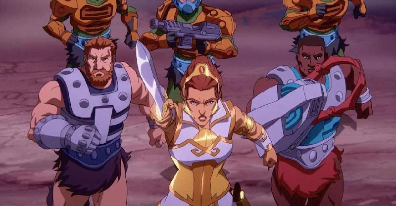 Mattel – Masters of the Universe Revelation Masterverse Viking He-Man, Barbarian Skeletor, Stinkor, Fisto & Andra Figure Pre-Orders