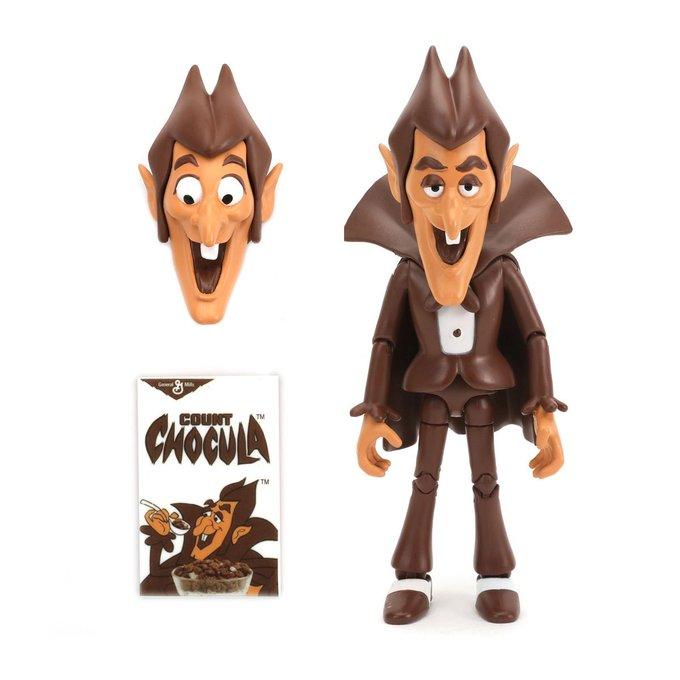 Jada Toys General Mills Mascots Count Chocula & Franken Berry 6″ Figure Pre-Orders
