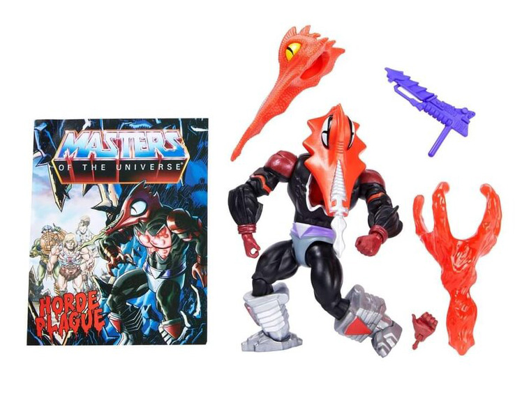 Mattel – Masters of the Universe: Origins Deluxe Mosquitor Figure