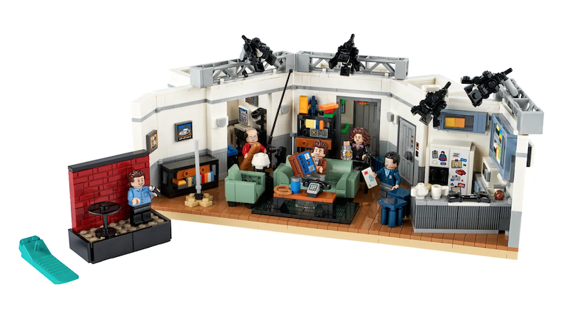 LEGO Ideas Seinfeld 21328 Set Available Now To VIP Members