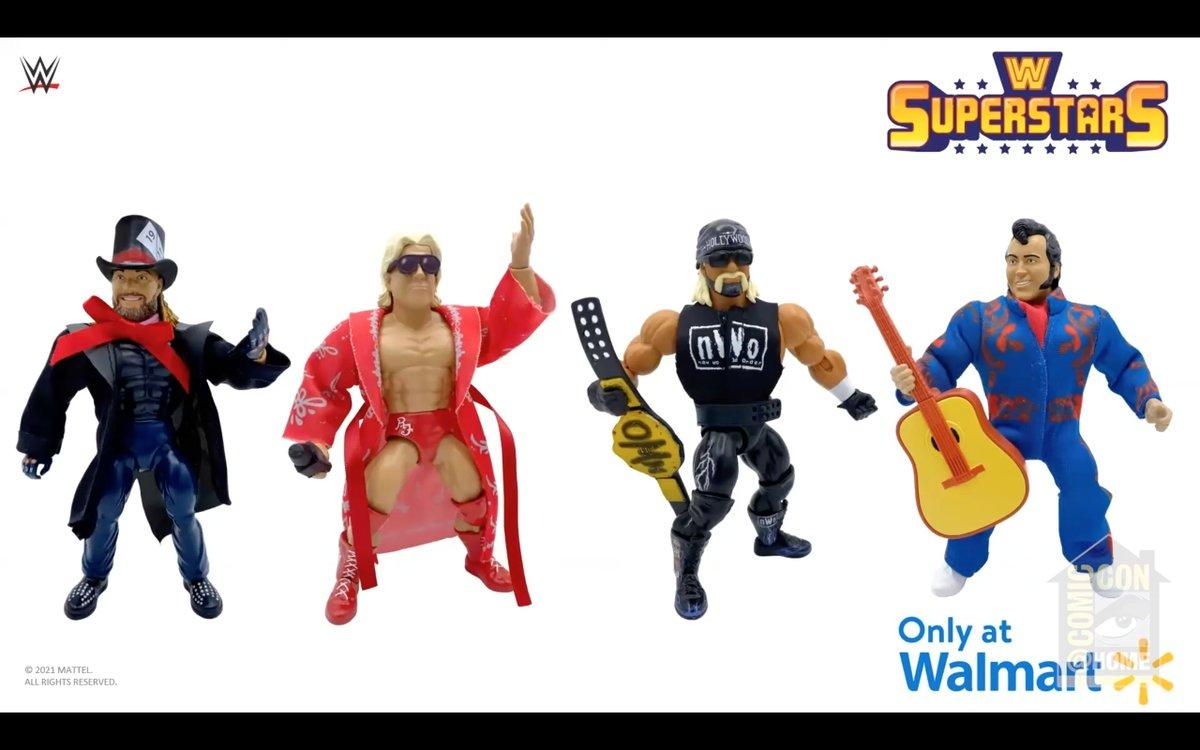 Mattel – WWE Superstars Wave 1 & Hollywood Elite Andre The Giant as Bigfoot Figure Pre-Orders