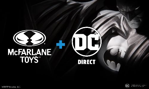 McFarlane Toys x DC Direct Offers New Statues, Busts & Figures