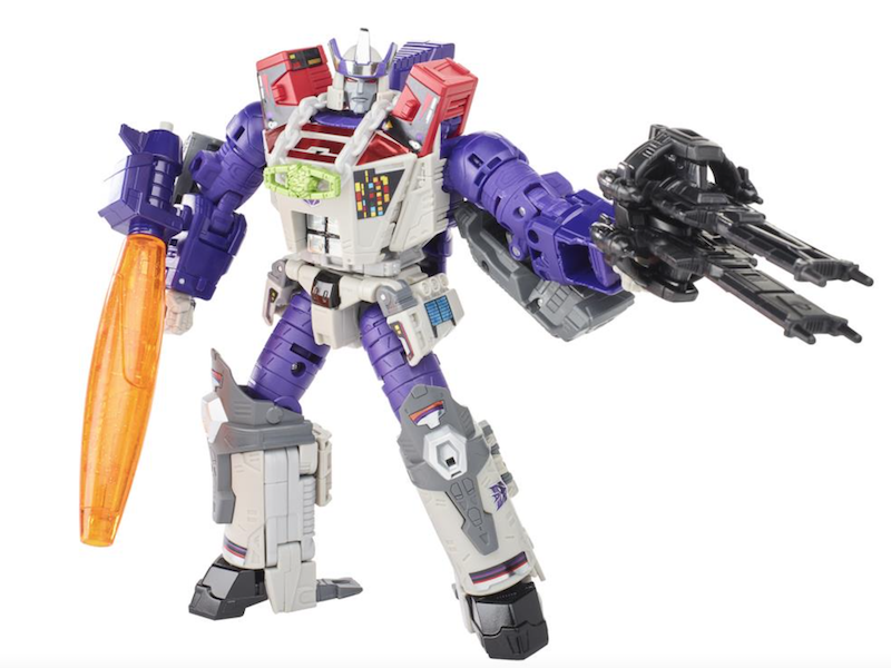 Hasbro Transformers Generations Selects Leader Galvatron Figure Pre-Orders