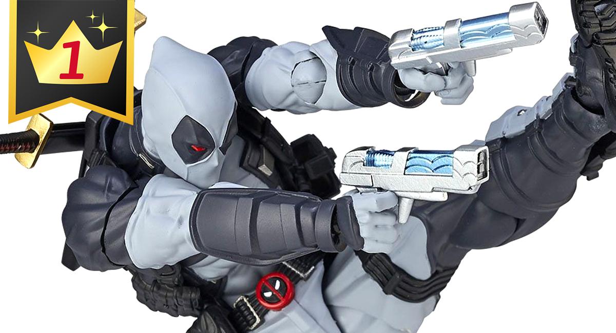 Hobby Link Japan – New Deadpool, Clone Wars, Yu-Gi-Oh & More