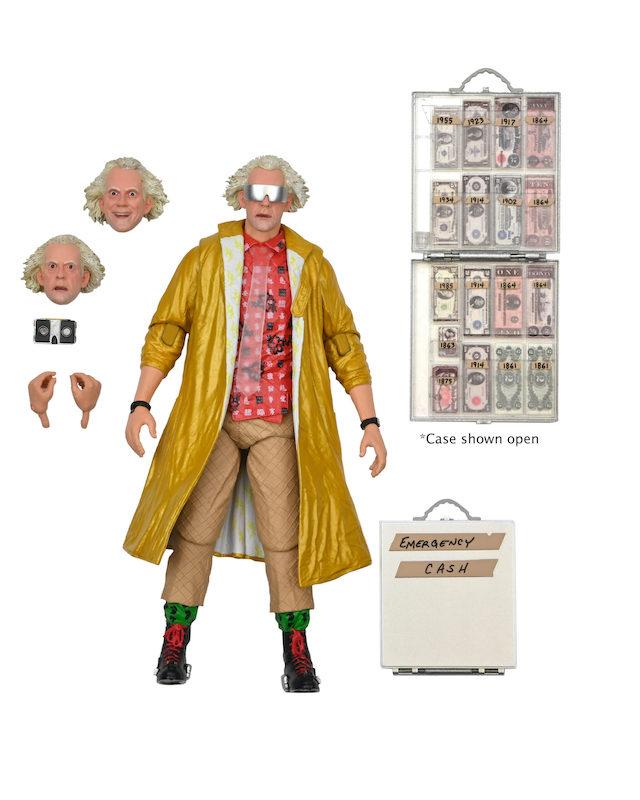 NECA Toys Shipping This Week – MacReady, Frankenstein, BTTF, Batman 1989, BTAS & Predator