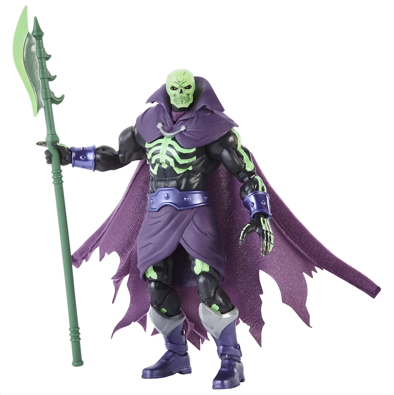Mattel Creations – SDCC 2021 Masters of the Universe Scareglow, Hot Wheels & Battle Labbit Exclusives