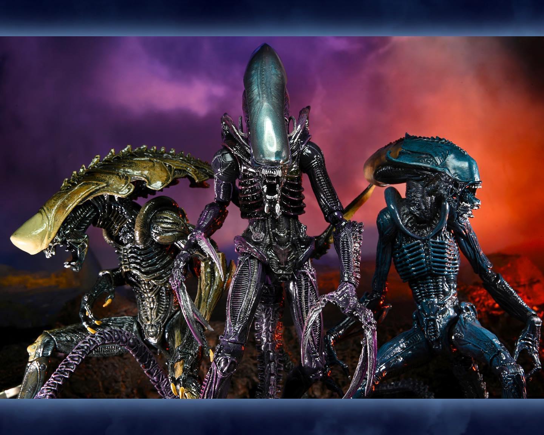 NECA Toys Aliens vs Predator Movie Deco Figures Pre-Orders