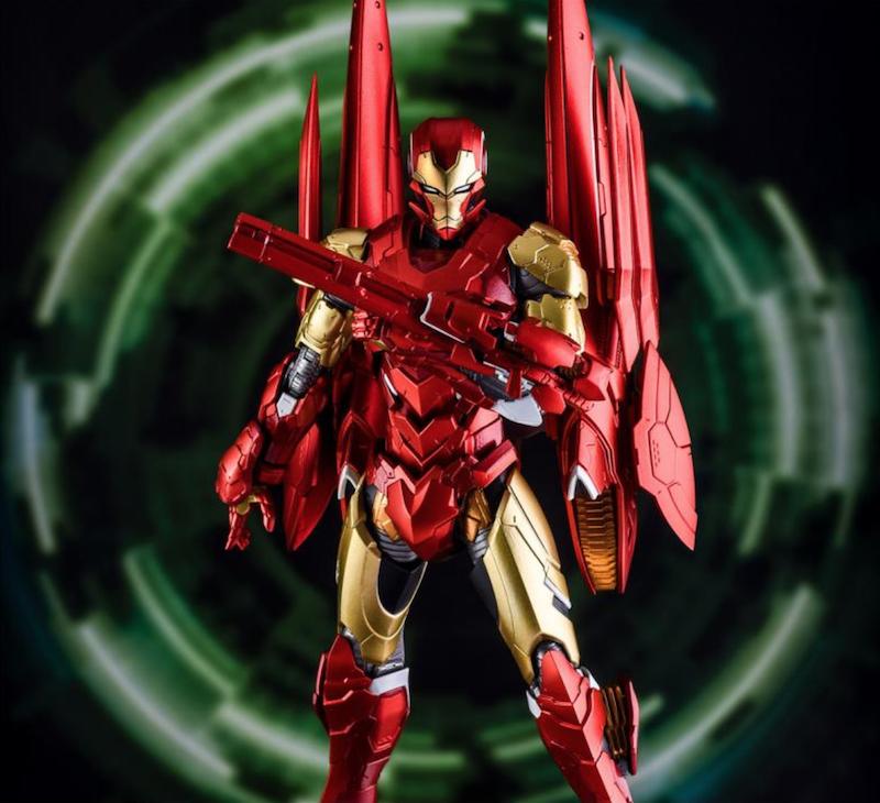 S.H. Figuarts Tech-On Avengers Iron Man Figure Pre-Orders