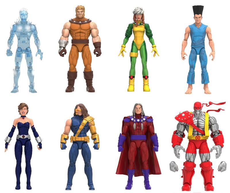 Hasbro Marvel Legends 6″ X-Men: Age of Apocalypse Wave 2 & Spider-Man 2099 Figure Pre-Orders