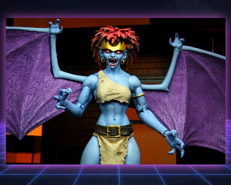 NECA Toys Disney's Gargoyles – Demona Figure