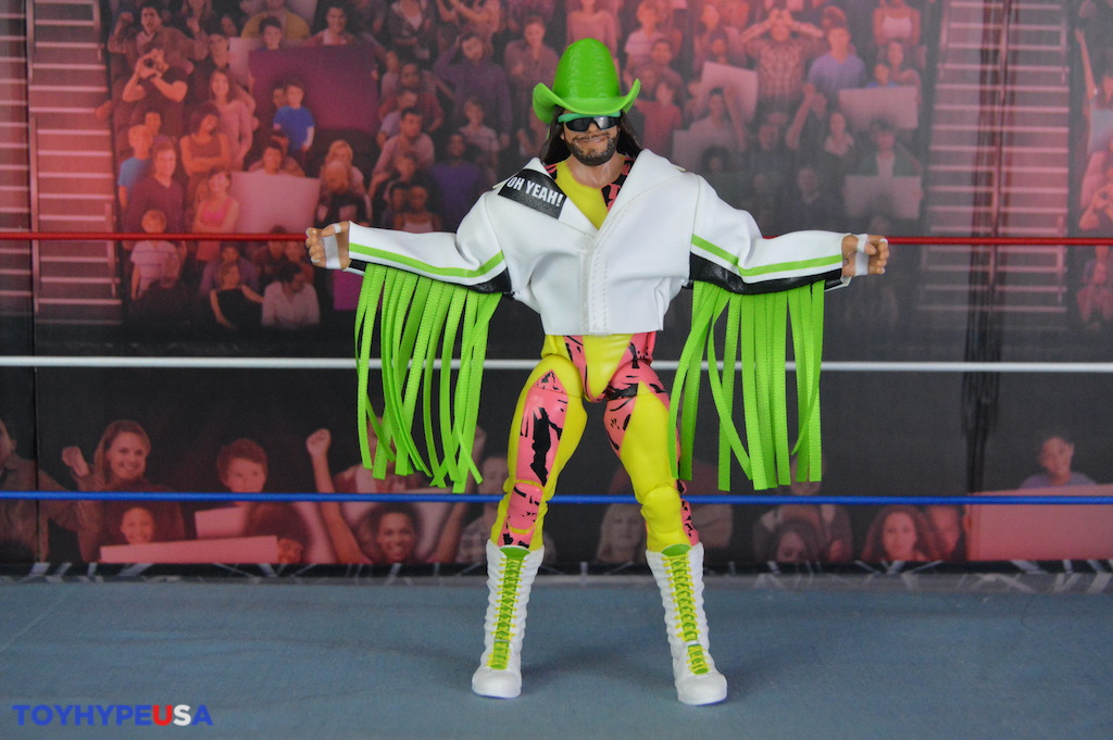 Mattel – WWE Ultimate Edition Series 8 Macho Man Randy Savage Figure Video Review