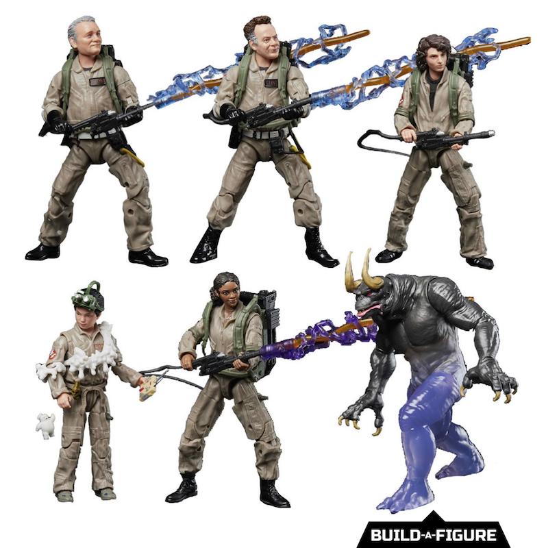 Hasbro Ghostbusters: Afterlife – Plasma Series Wave 2 Figure Pre-Orders