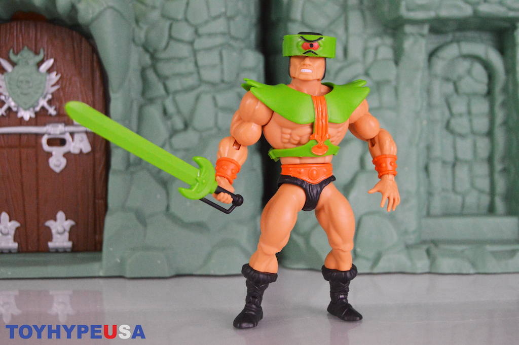 Mattel – Masters Of The Universe: Origins Tri-Klops Figure Review