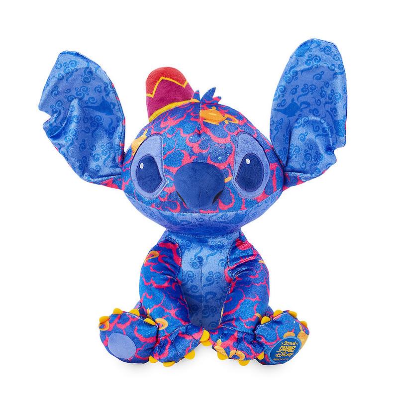 Disney Store Exclusive – Stitch Crashes Disney's Aladdin, In Series Six