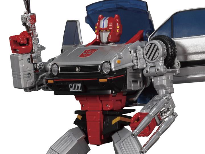 Transformers Masterpiece MP-53+ Senator Crosscut & Nightbird Shadow Figure Pre-Orders