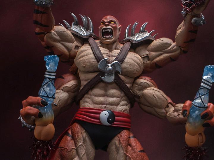 Storm Collectibles Mortal Kombat VS Series Kintaro 1/12 Scale Figure Pre-Orders