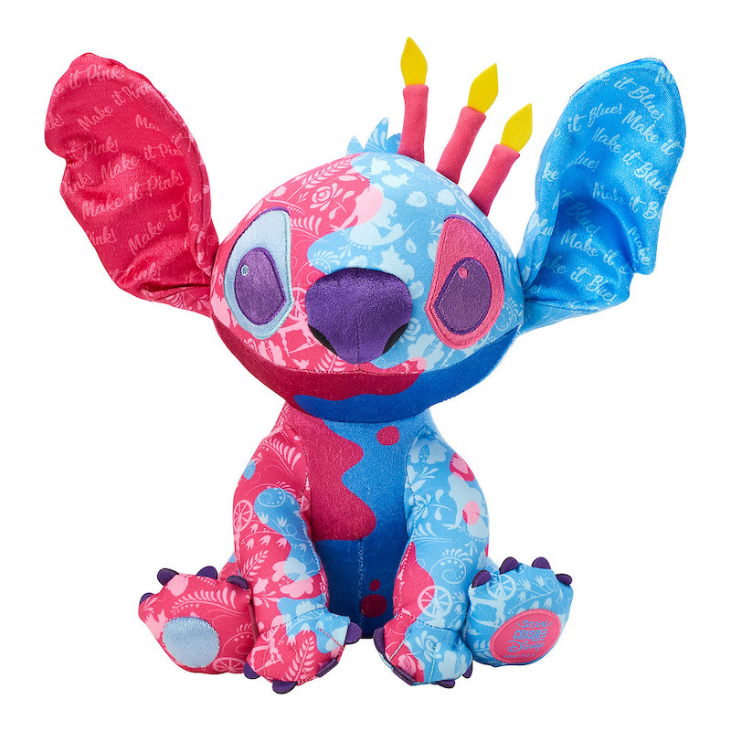 Disney Store Exclusive – Stitch Crashes Disney Sleeping Beauty-Inspired Plush Has Arrived