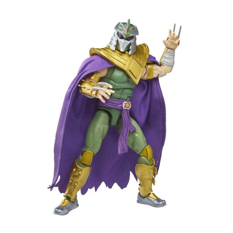 Hasbro Teenage Mutant Ninja Turtles x Power Rangers 6″ Morphed Shredder Figure Pre-Orders