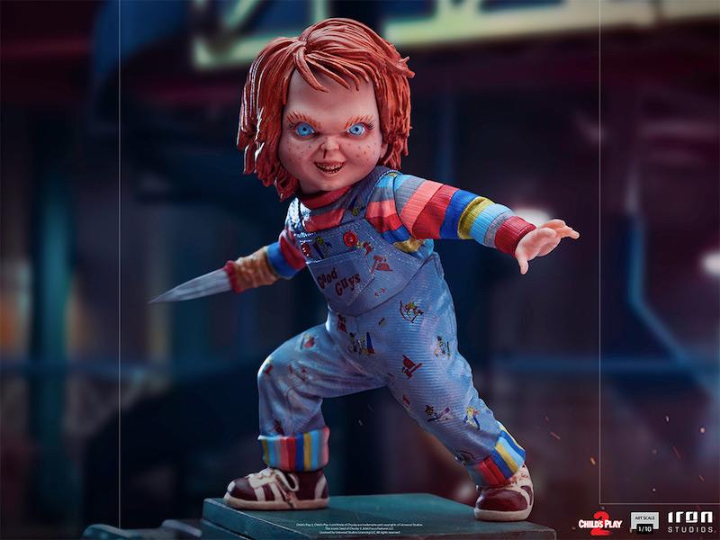 Iron Studios – Child's Play 2 Chucky Statue Pre-Orders