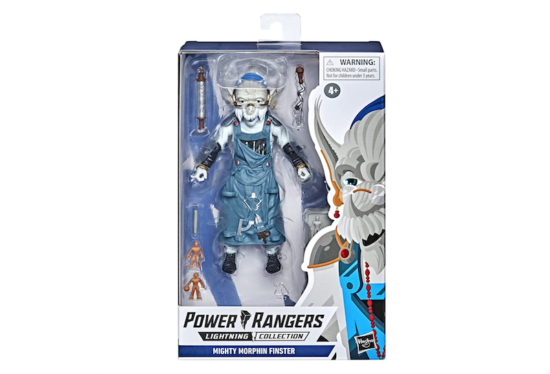 Hasbro Power Rangers Lightning Collection Finster & In-Space Ecliptor & Astronema Set Pre-Orders