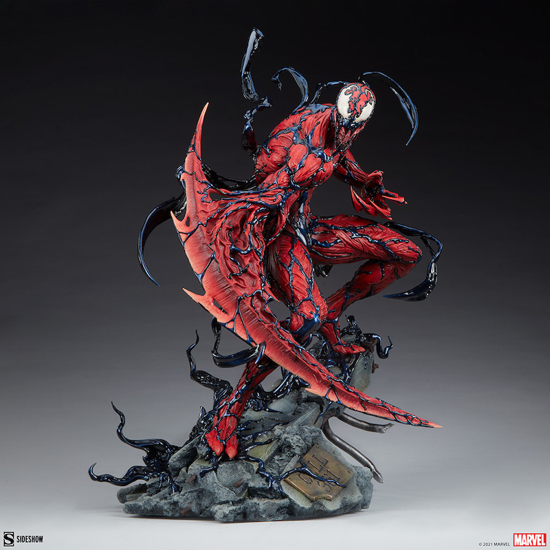 Sideshow Collectibles Carnage Premium Format Figure Pre-Orders