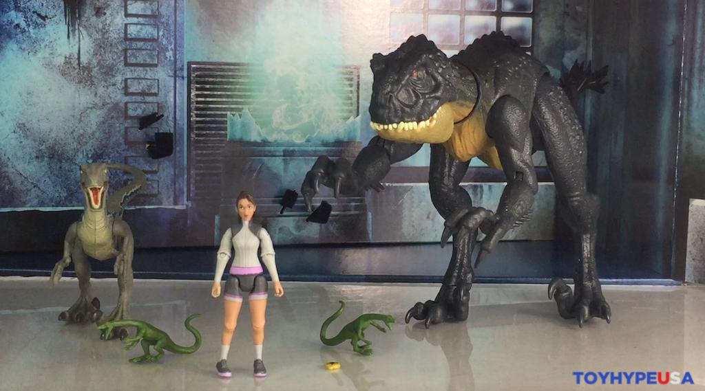 Mattel – Jurassic World Camp Cretaceous Season 3 Dino Escape Influencer PR Box Unboxing & Review