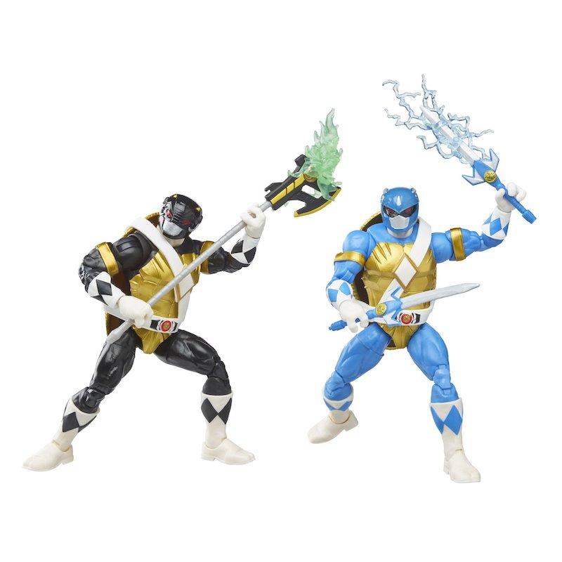 Hasbro Teenage Mutant Ninja Turtles x Power Rangers 6″ Figure Pre-Orders