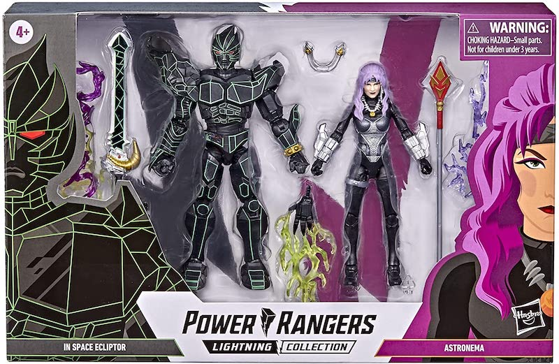 Hasbro Power Rangers Lightning Collection Finster & In-Space Ecliptor & Astronema Pre-Orders Still Up At Amazon
